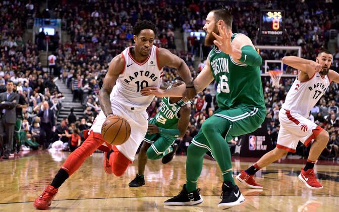 Toronto Raptors - Boston Celtics.
