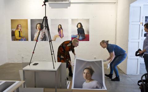 Dokfoto keskuse näitus