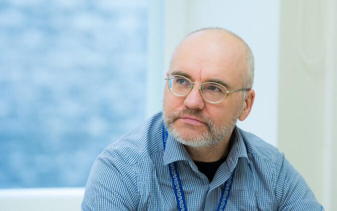 ERR-i juhatuse esimees Erik Roose.