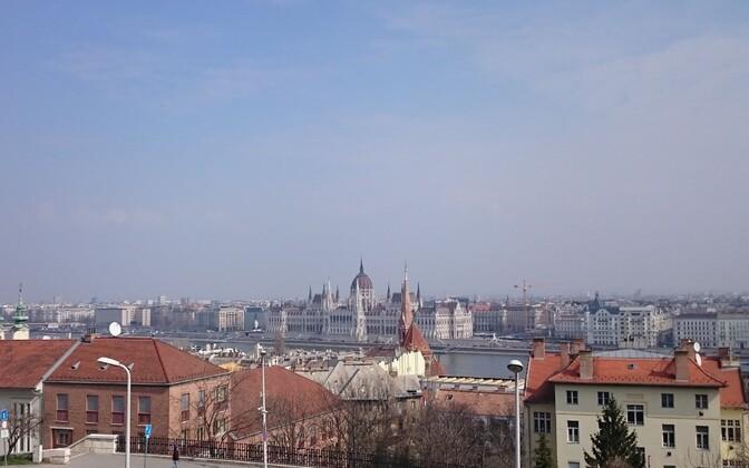 Будапешт. Иллюстративна фотография.