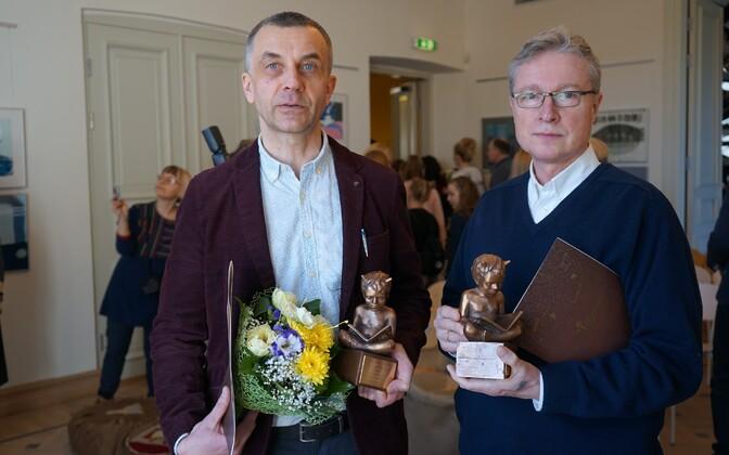 Ilmar Tomusk ja Hillar Mets