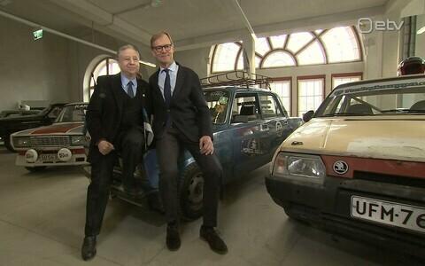 Jean Todt ja Ari Vatanen.