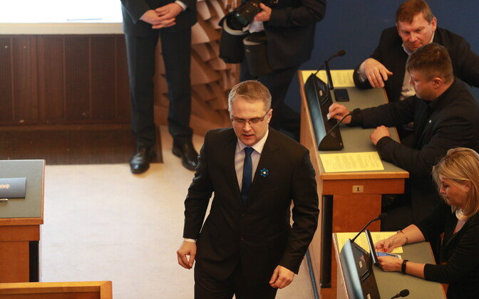 Riigikontrolör Janar Holm.