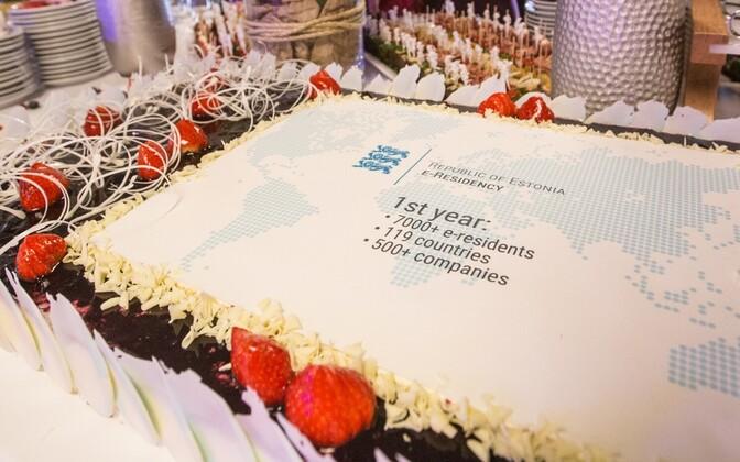 За первый год работы программы э-резидентами стали свыше 7000 иностранцев.