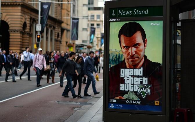 Grand Theft Auto viiendat osa on müüdud praeguseks enam kui kuue miljardi dollari eest.