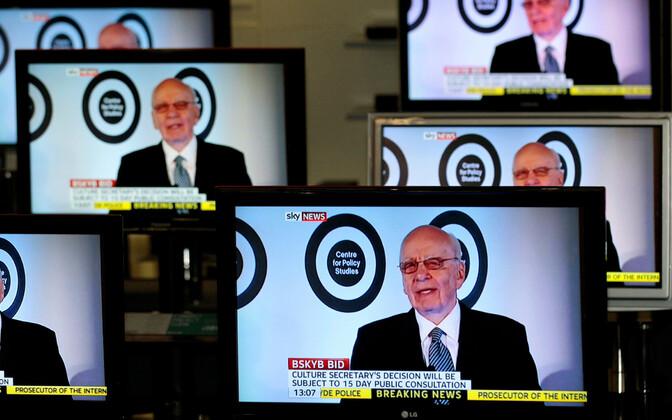 21st Century Foxi juht Rupert Murdoch.