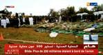 Alžeerias kukkus alla sõjaväe transpordilennuk, hukkus 257 inimest.