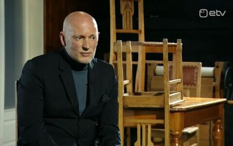 Läti lavastaja Alvis Hermanis