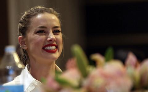Amber Heard Jordaanias