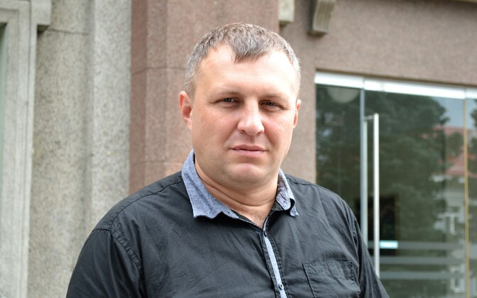 Юрий Грибовский.