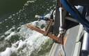 Meremõõtekeskuse kaatril Lenne hoidis sonarit paigas päevinäinud pitskruvi