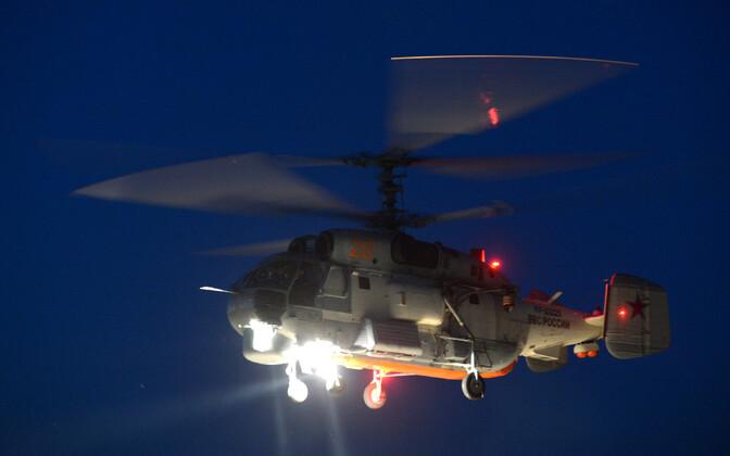 Вертолет Ka-27, архивная фотография