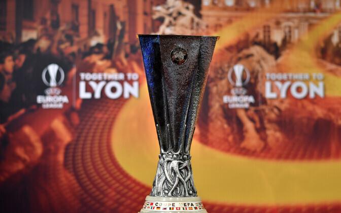 UEFA Europpa liiga loosimine