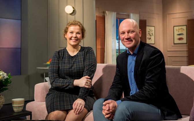В 2018 году премии публики SEB удостоились Юули Лилль и Рене Соом.