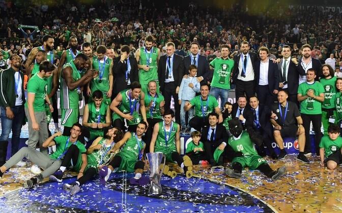 2018. aasta korvpalli EuroCupi võitis Darüssafaka