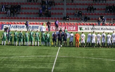 Tallinna Levadia - FC Flora