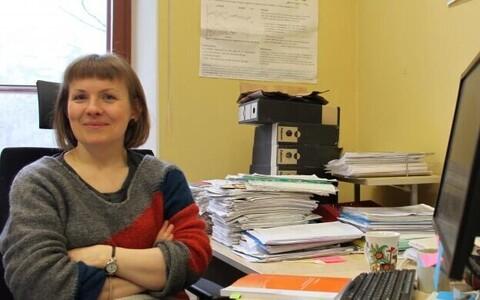 Tartu Ülikooli doktor Nele Põldver.