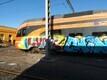 Soditud rongid Riisipere jaamas.