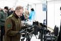 Выставка эстонской оборонной промышленности.