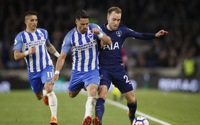 Brighton & Hove Albion - Tottenham Hotspur