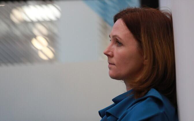 Вице-канцлер Министерства социальных дел Марис Йессе.