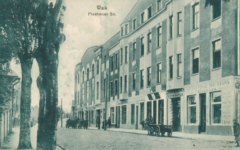 """Selles Valgas asuvas majas avati 107 aastat tagasi  """"Säde"""" seltsi teatri- ja kontserdimaja, praegu tegutseb seal Valga Muuseum."""