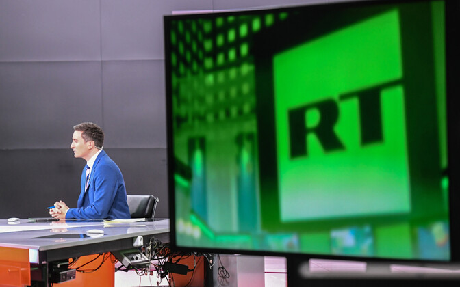 Russia Today ehk RT.
