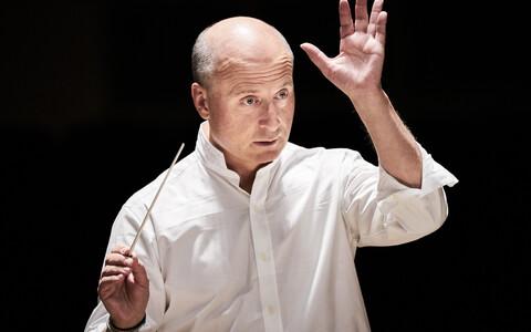 Dirigent Paavo Järvi.
