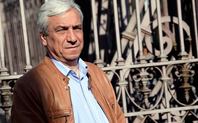 Süüria kirjanik ja teisitimõtleja Yassin al Haj Saleh.