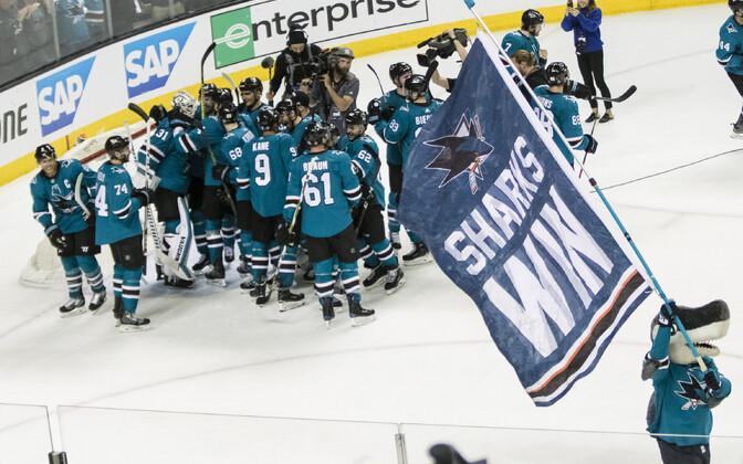 San Jose Sharks.