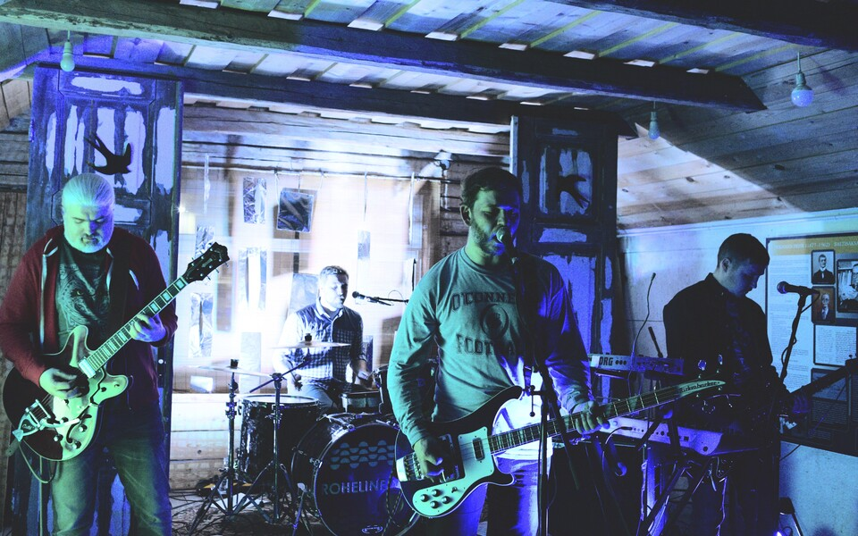 Ans. Anduri uue plaadi esitluskontsert Paides, Wabalinna majas.
