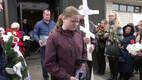 В Кохтла-Ярве проводили в последний путь 15-летнюю Настю.