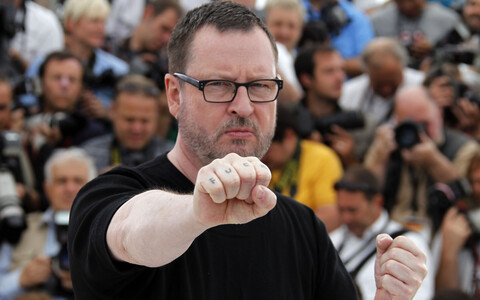 Lars Von Trier Cannes'i filmifestivalil 2011. aastal