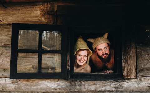 Oviir and Rang are hoping to introduce the Estonian sauna tradition to a much broader audience.