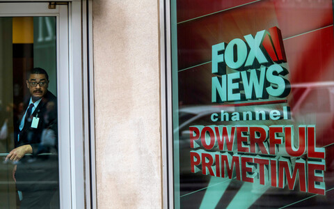 Fox Entertainment Group's channel Fox News.