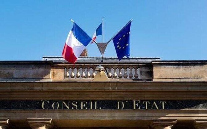 Prantsusmaa kõrgeim halduskohus (Conseil d'État).