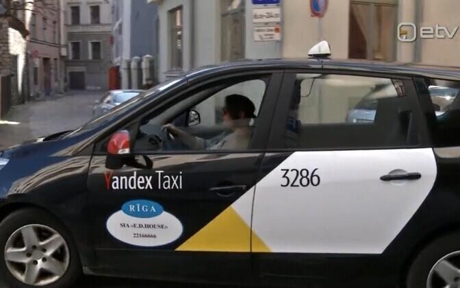 Yandex Taxi.