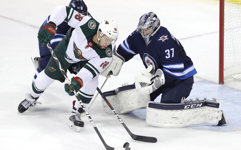 Minnesota Wild - Winnipeg Jets