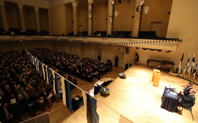 EKRE kongress Estonias.