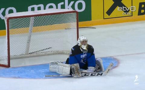 Eesti kaotas avamängus Jaapanile.