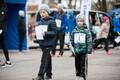 В Таллинне прошел забег в поддержку ветеранов.