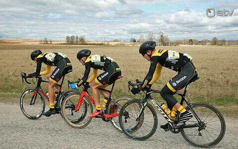 Cycling Tartu ratturid