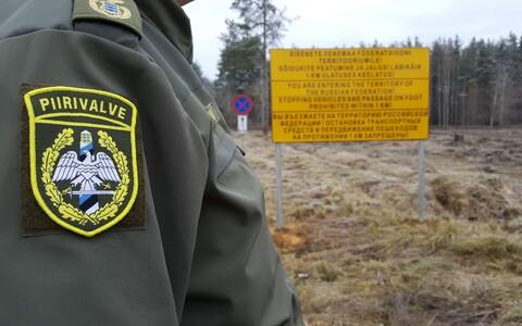 Пограничник на восточной границе