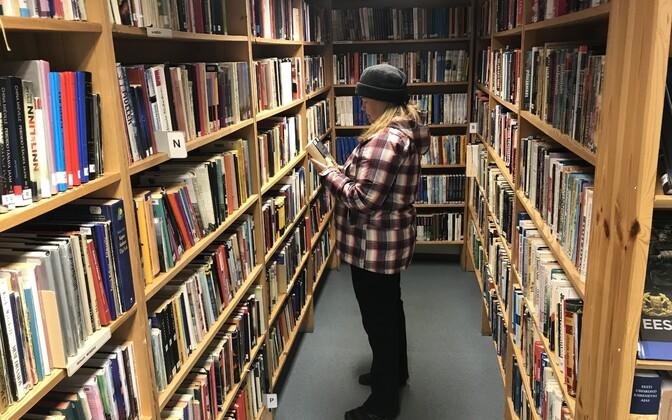 Haapsalu raamatukogu.