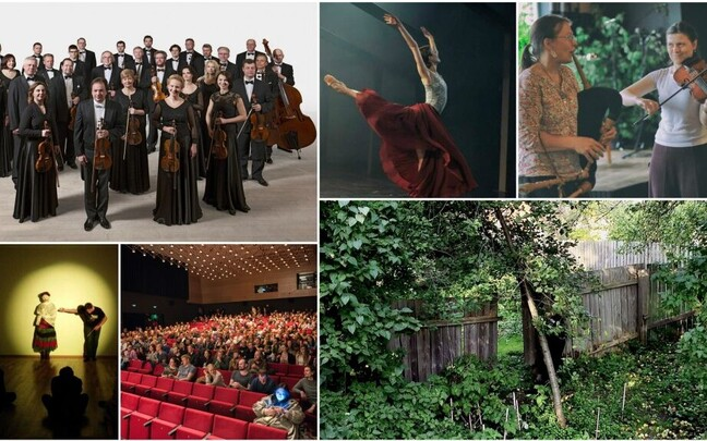 Every Monday, the Culture critics' blog offers a weekly roundup of recommendations for cultural events across Estonia.