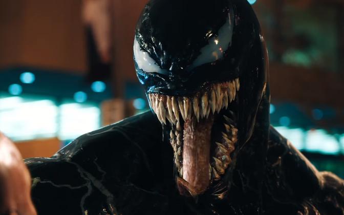 Venomit kehstab uues filmis Tom Hardy.