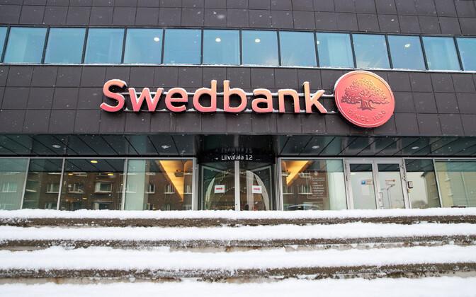 Прибыль Swedbank растет.