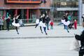 Танцоры решили отметить столетие со дня основания отечественного балета.