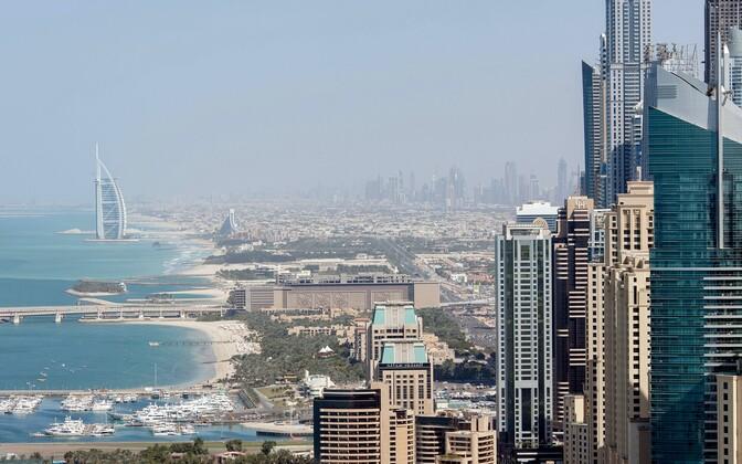 Дубай - крупнейший город ОАЭ.