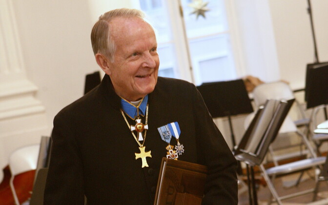 Peapiiskop emeriitus Andres Taul.